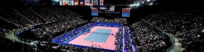 Open Sud de France à Montpellier