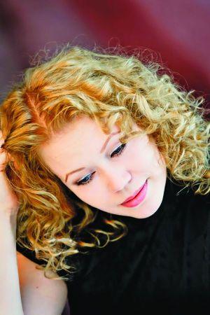 Helena Juntunen, soprano finlandaise, sera Salomé