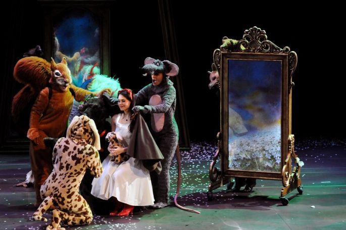 L\'Opéra Blanche-Neige de Marius Felix Lange par l\'OnR