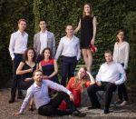 La promotion 2018/2019 de l\'Opéra Studio