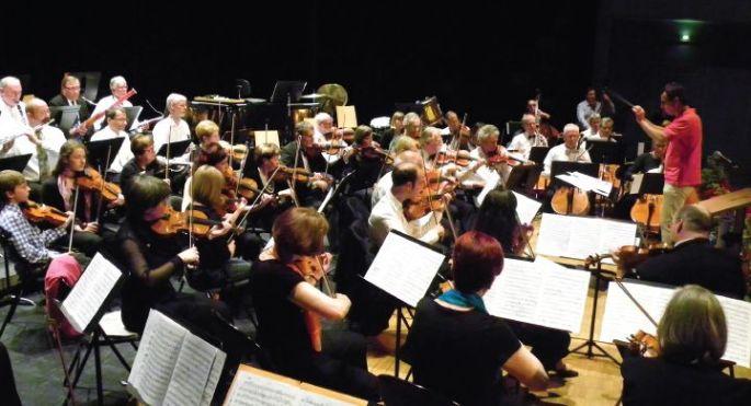 Orchestergesellschaft Weil am Rhein