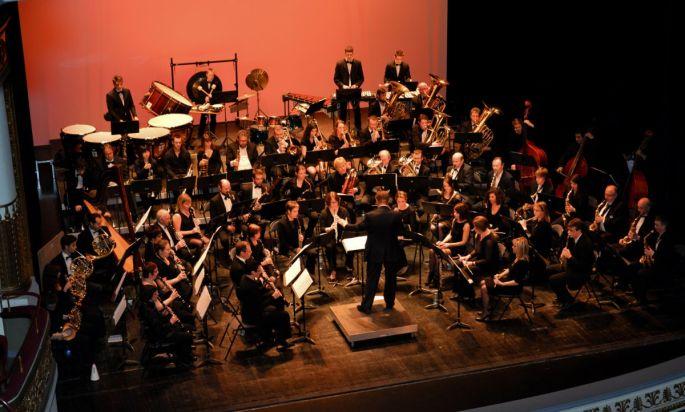 L\'Orchestre d'Harmonie de Mulhouse (OHM)