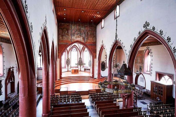 Martinskirche Hunziker