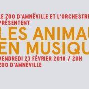 Orchestre National de Lorraine : Les animaux en musique