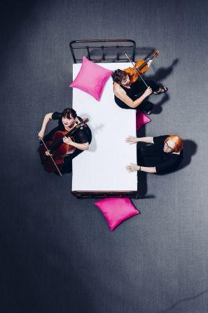Orchestre philharmonique Strasbourg : Trois femmes