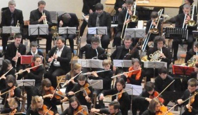 L\'Orchestre symphonique des Jeunes de Strasbourg