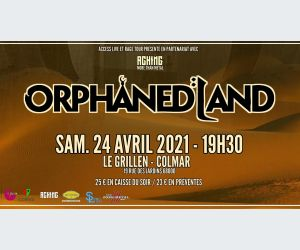 Orphaned Land + Dead Venus + Ring of Gyges