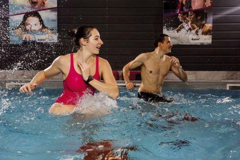 Ouverture d'un Swimcenter à Lutterbach