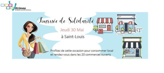 Ouverture des commerces à Saint-Louis