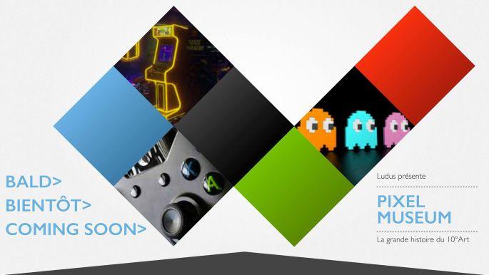 Ouverture du Musée du jeu vidéo