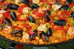 La paëlla est probablement la plus célèbre recette espagnole !