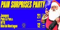 pain surprises party