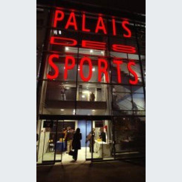 Salle De Sport Mulhouse : palais des sports mulhouse haut rrhin ~ Dallasstarsshop.com Idées de Décoration