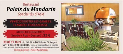 palais du mandarin mulhouse restaurant asiatique cuisine plats resto asie haut rhin sp cialit s. Black Bedroom Furniture Sets. Home Design Ideas