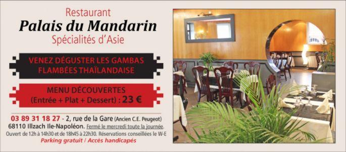 Restaurant Chinois Rue De La Gare Mulhouse