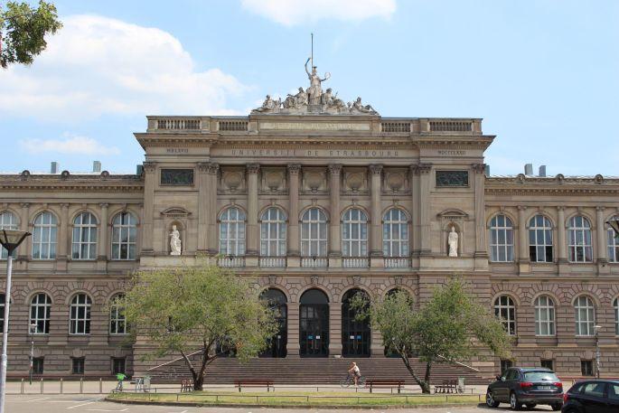 Le palais université, un bâtiment reconnaissable et emblématique