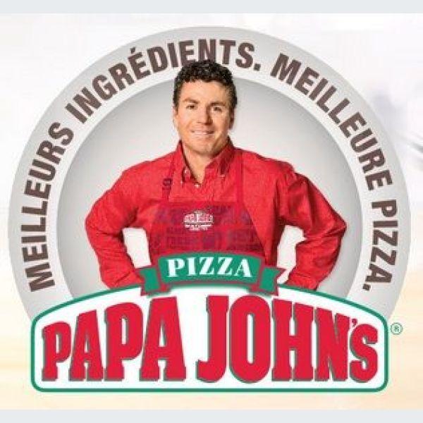 pizzas papa john 39 s mulhouse kingersheim livraison pizza emporter. Black Bedroom Furniture Sets. Home Design Ideas