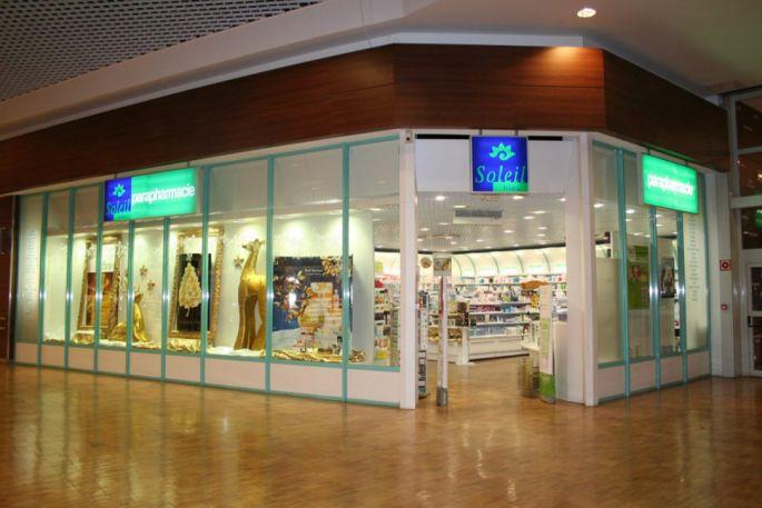 La parapharmacie Soleil Bleu du Shop\'in Witty à Wittenheim
