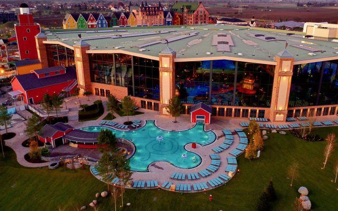 Le parc aquatique d\'Europa Park: Rulantica