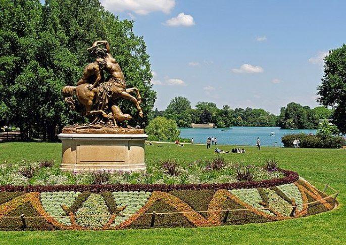 Parc de la Tête d\'Or de Lyon