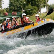 Parc des Eaux-Vives, une rivière de sensations - Saison 2010