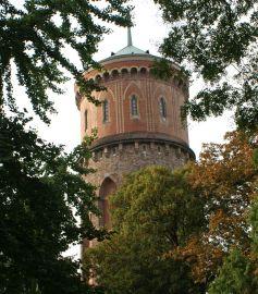Parc du Château d\'eau Colmar - Parc, square et jardin