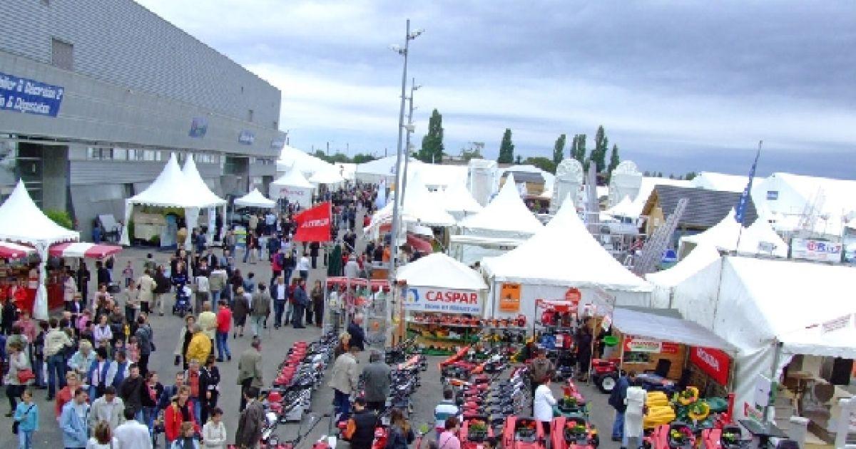 Parc expo mulhouse congr s - Chambre des commerces mulhouse ...