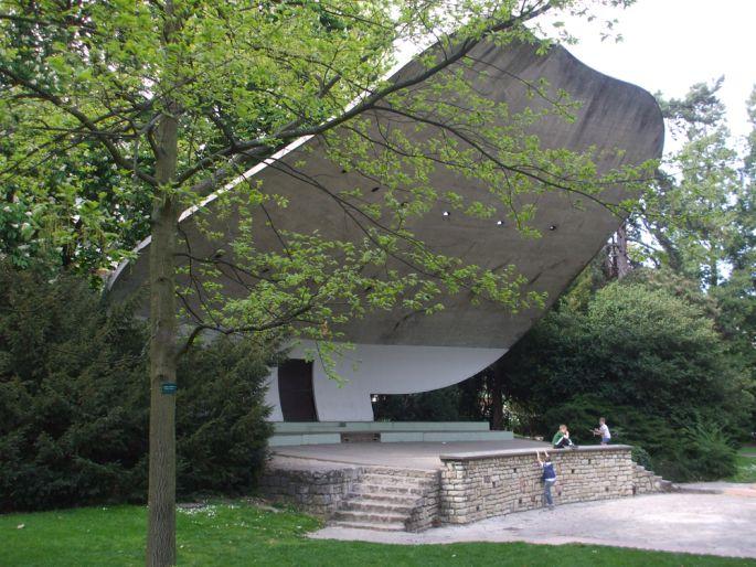 <p>Le Parc Salvator, un beau lieu de détente pour les Mulhousiens de tous âges</p>
