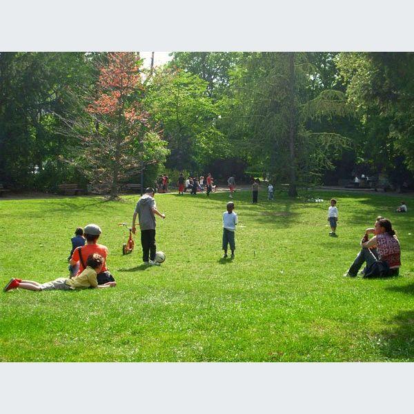 Parcs et squares mulhouse les citadins se mettent au vert for Espace vert mulhouse
