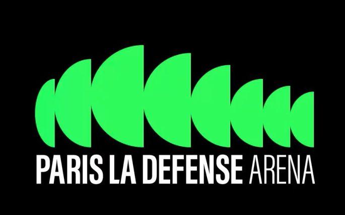 Logo de La Défense Arena
