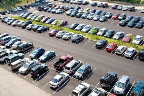 Parking des Bains