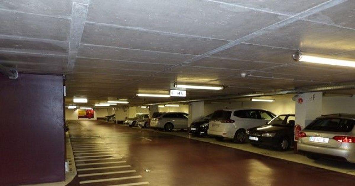 parking gare centrale mulhouse parking. Black Bedroom Furniture Sets. Home Design Ideas