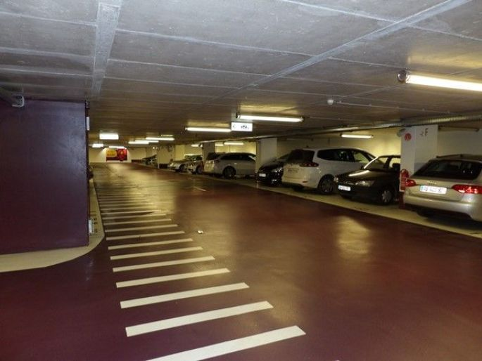 Parking Gare Centrale