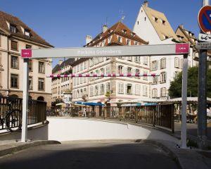 parking gutenberg strasbourg horaires tarifs acc s. Black Bedroom Furniture Sets. Home Design Ideas