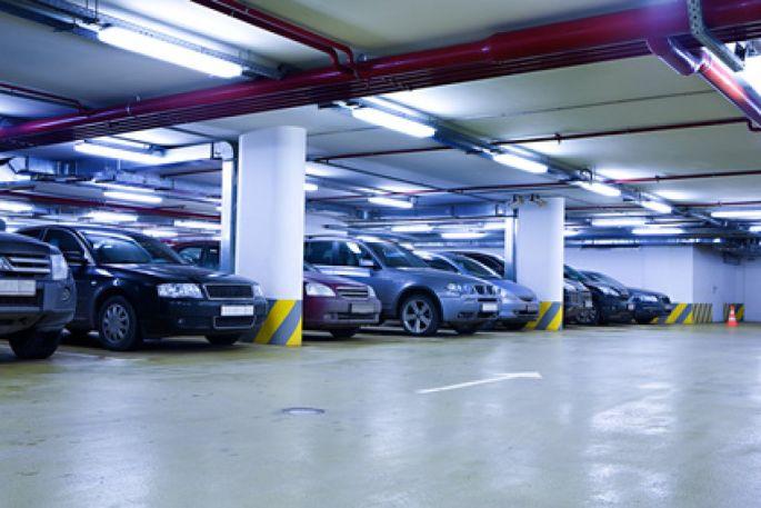 Parking Halles P1 Marais Vert