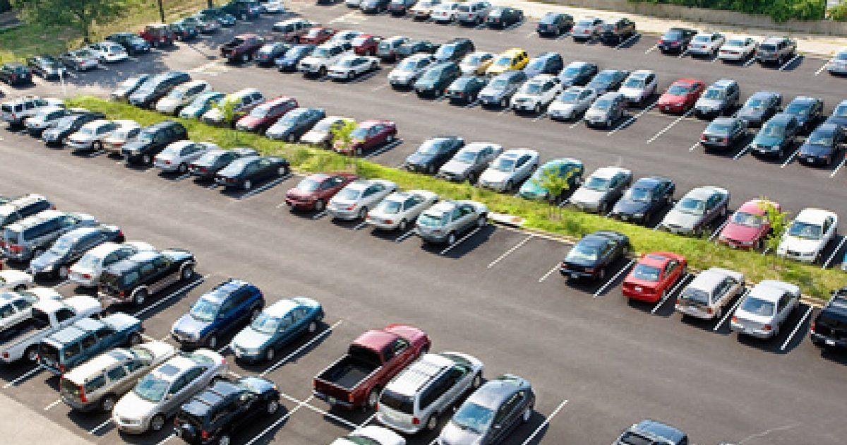 parking voitures