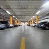 Parking Centre Mulhouse