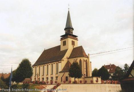 Paroisse protestante de Lauterbourg
