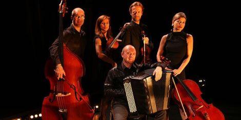 Pascal Contet et le Travelling Quartet