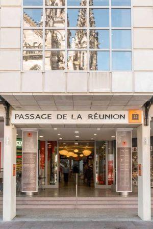 Passage de la Réunion - Galerie Commerciale