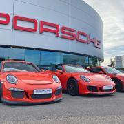 Passion Automobiles à Mulhouse :  Porsche ou Lambo... mon coeur balance !