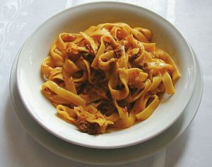 Les pâtes, un plat universellement apprécié à déguster avec des dizaines de sauce.