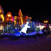 Patinoire de Noël à Saverne