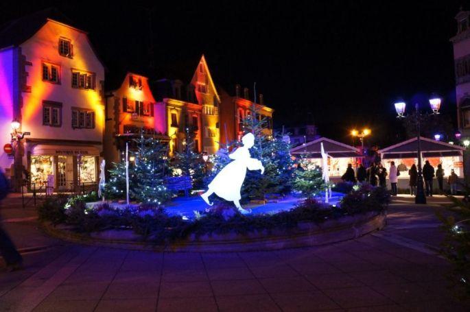 Le Patinoire de Noël à Saverne