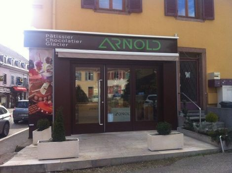 Pâtisserie Arnold
