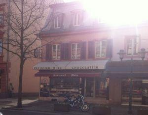 Pâtisserie - Salon de thé Metz