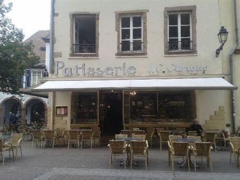 Patisserie salon Thé Clergue JC