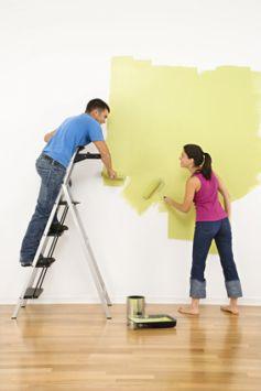 Peinture : Les nouvelles peintures d\'intérieur