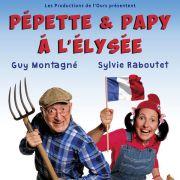 Pépette & Papy à l\'Élysée