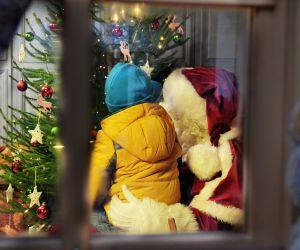 Village du Père Noël 2021 à Sierck-les-Bains